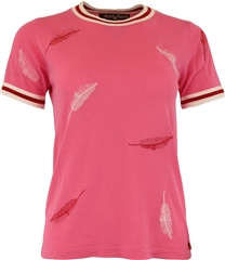 Rant and Rave  Ivy Tee Pink