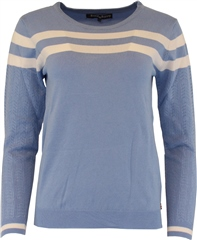 Rant and Rave  Joanna Jumper Blue