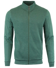 Kenrow Oliver Zip Through Green