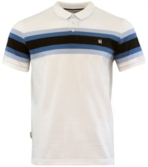 Kenrow Murray Polo White (Coming Soon)