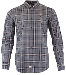 Kenrow Dan Shirt Denim Check