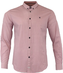 Kenrow Dempsey Shirt Grape