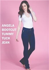 Rant and Rave  Angela Bootcut Jean Denim