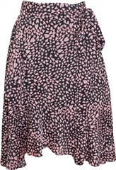 Rant and Rave  Orla Wrap Skirt Black