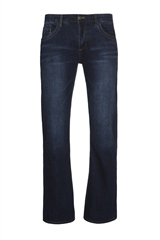 Kingpin Berman Bootcut Jean Denim