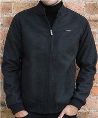 Outrage Ryle Jacket Charcoal