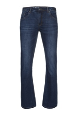 Outrage Mitch Bootcut Jean Denim
