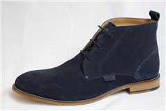 Outrage Buckley Dessert Boot Navy