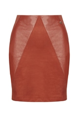 Rant and Rave  Dena Skirt Rust