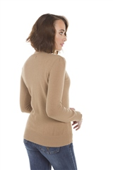 Rant and Rave  Fiona Jumper Camel