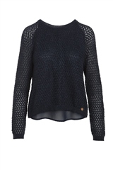 Rant and Rave  Avril Jumper Navy