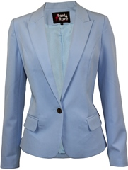 Rant and Rave  Fallon Blazer Blue