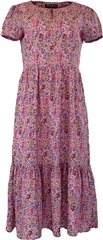 Rant and Rave  Amilia Dress Pink Floral