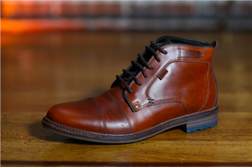 Outrage Ellis Boot Brown