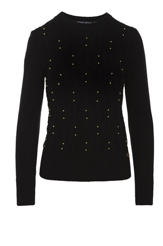 Rant and Rave  Suzanne Jumper Black