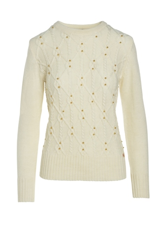 Rant and Rave  Suzanne Jumper Cream