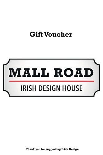 Mall Road Design Gift Voucher  - Click to view a larger image